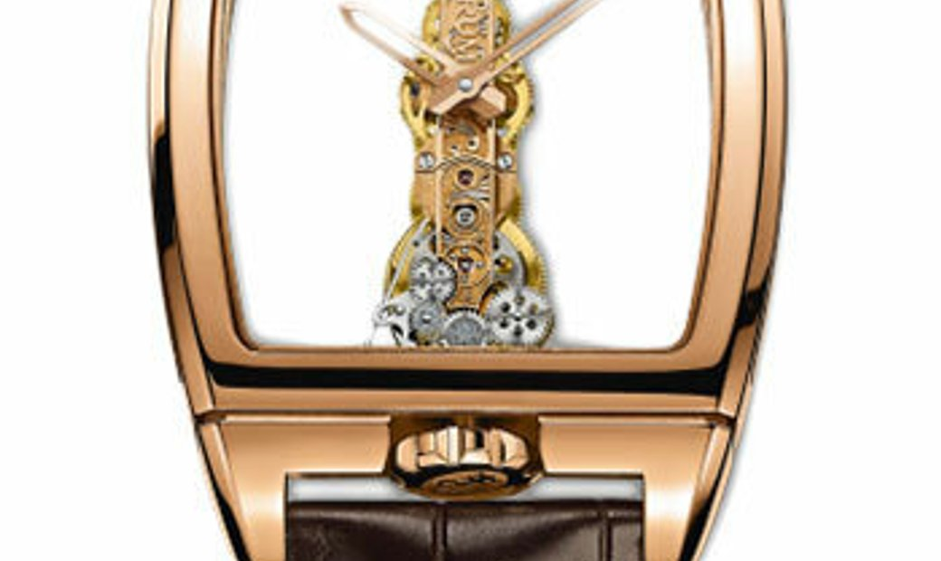CORUM GOLDEN BRIDGE RED GOLD 113.160.55/0002 0000