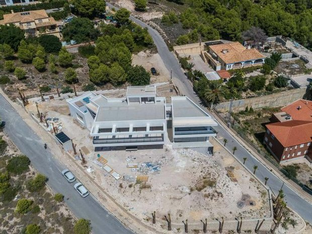 Villa in Benidorm, Valencian Community, Spain 1