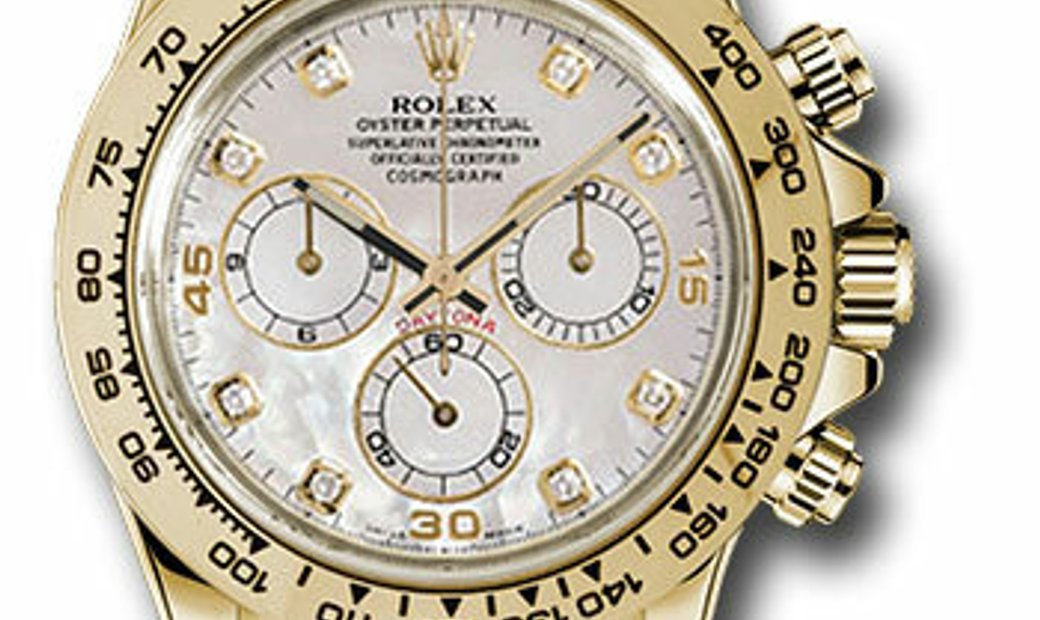 ROLEX OYSTER PERPETUAL COSMOGRAPH DAYTONA 116508 MD
