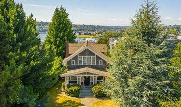 Maison à Seattle, Washington, États-Unis 1