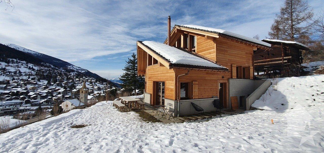Chalet in Chalais, Valais, Switzerland 1