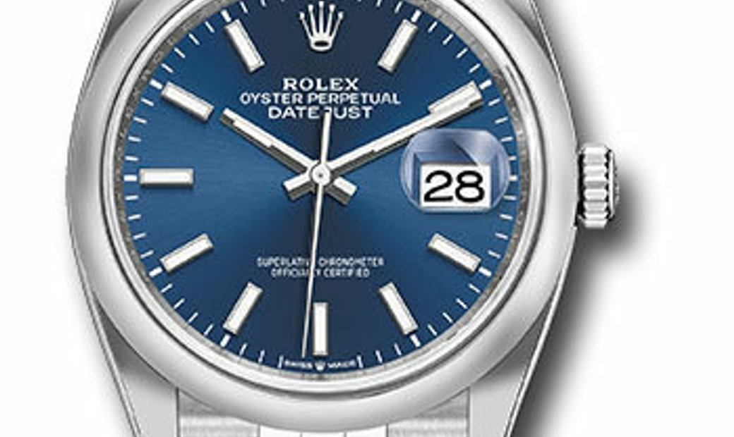 ROLEX OYSTER PERPETUAL DATEJUST 126200 BL