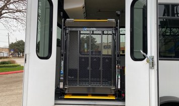 2019 Ford E-350SD Mobility Lift  Cutaway