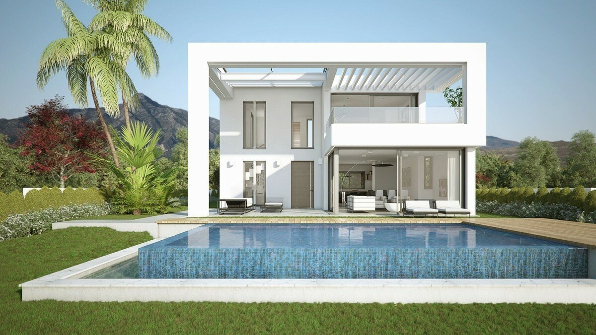 Villa in Mijas, Andalusia, Spain 1 - 11284079