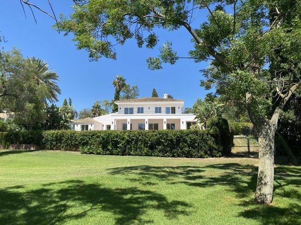 Villa in Guadalmina River, Andalusia, Spain 1