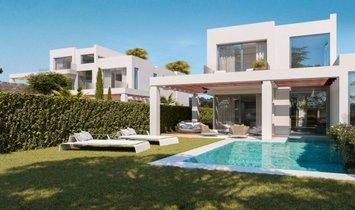 Villa en Calahonda, Andalucía, España 1