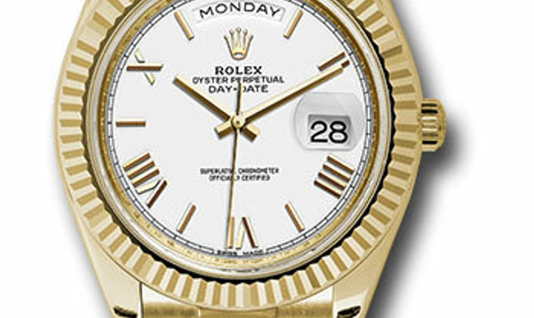 Rolex Oyster Perpetual Day-Date 228238 WRP