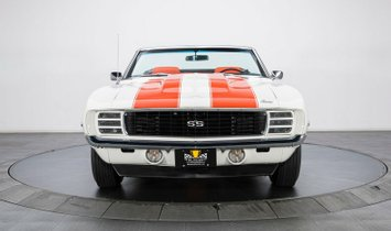 1969 Chevrolet Camaro Indy Pace Car RS/SS