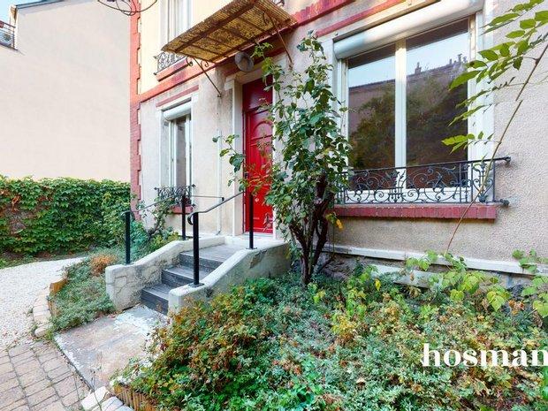 Charmante Maison 5 Pieces 100 M2 Loi Carrez 240 M2 In Saint Ouen France For Sale 11285387