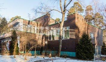 House in Arkhangel'skoye, Moscow Oblast, Russia 1