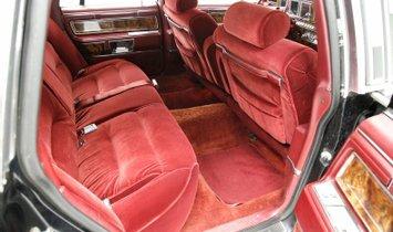 1981 Lincoln Town Car Sedan
