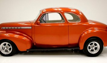 1940 Chevrolet Deluxe Coupe