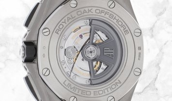 Audemars Piguet 26411PO.OO.A002CR.01 Royal Oak Offshore Selfwinding Chronograph 950 Platinum
