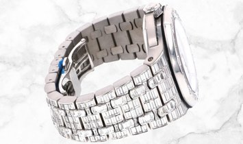 Audemars Piguet 15130BC.ZZ.8042BC.01 Royal Oak Offshore Selfwinding Diamond-Paved 18k Dial
