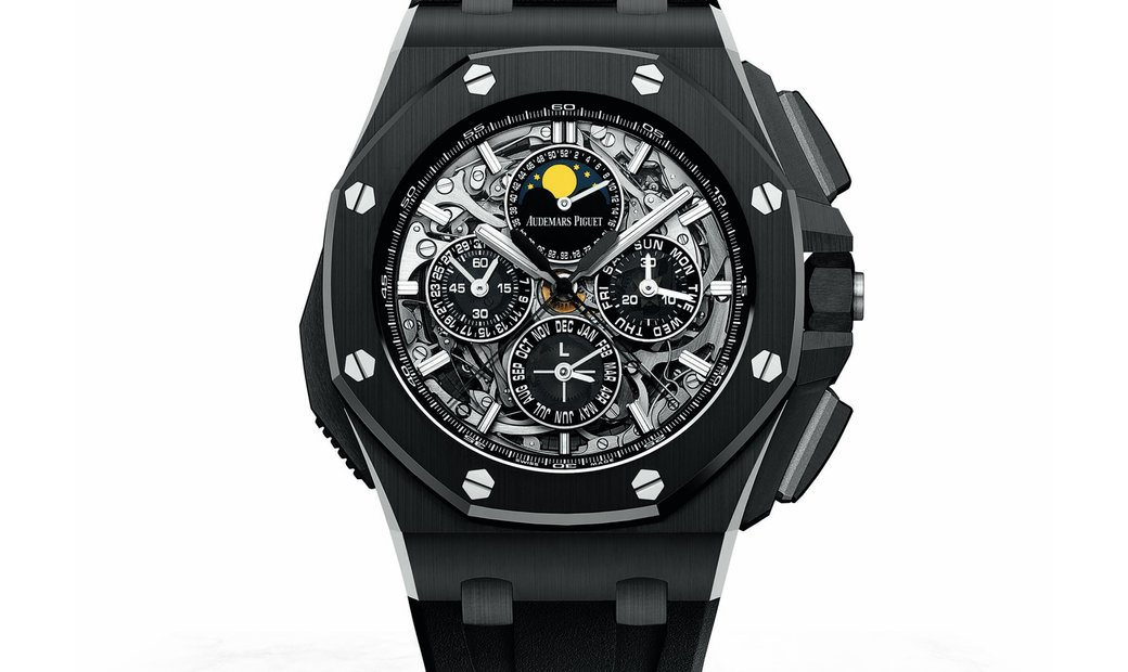 Audemars Piguet 26582CE.OO.A002CA.01 Royal Oak Offshore Grande Complication Black Ceramic