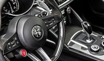 2019 Alfa Romeo Stelvio Quadrifoglio