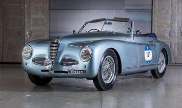 6C 2500 SS Pininfarina Cabriolet