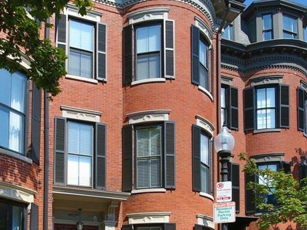 House in Boston, Massachusetts, United States 1