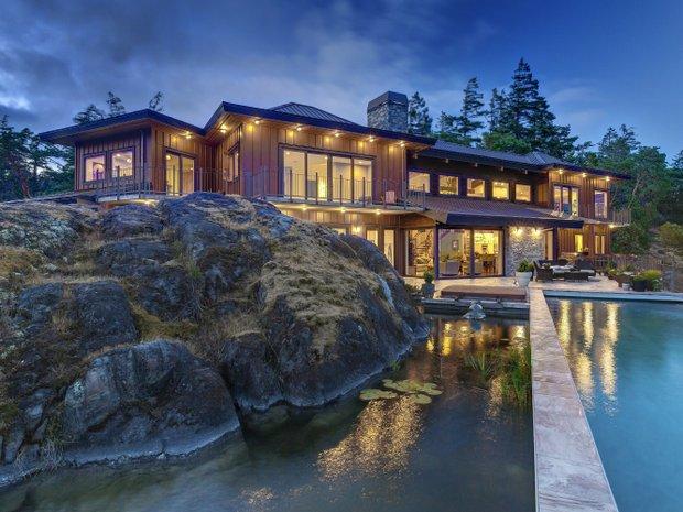 House in Sooke, British Columbia, Canada 1