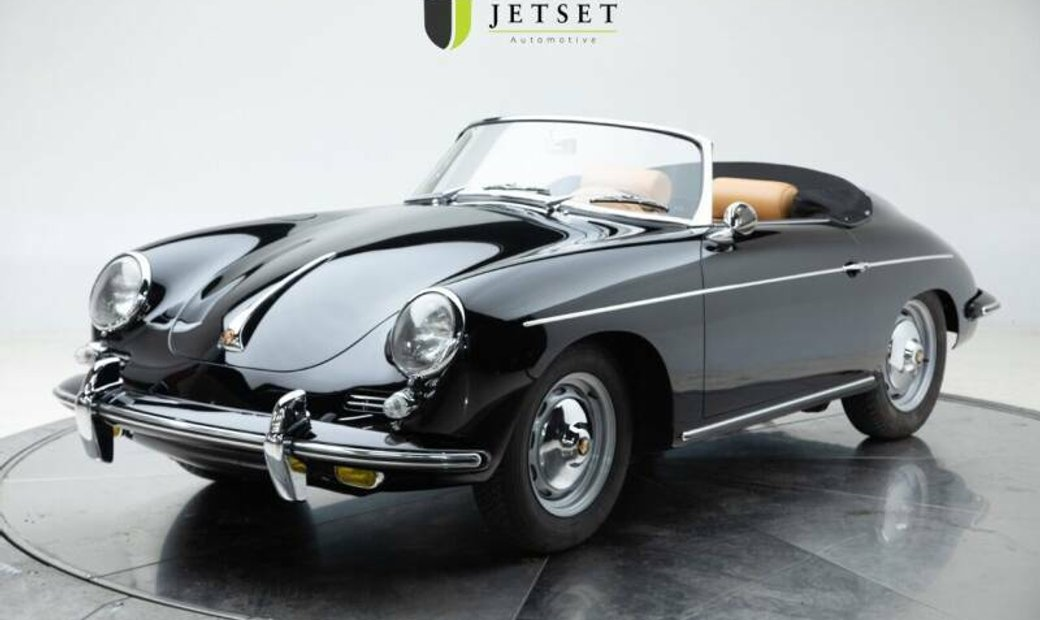 1962 Porsche 1600 Speedster
