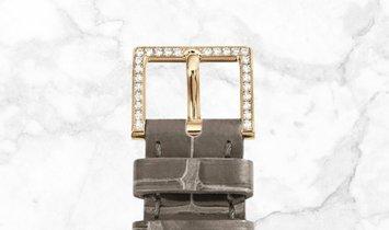 Patek Philippe Gonodolo 7099R-001 Haute Joaillerie Rose Gold Guilloched Diamond Set