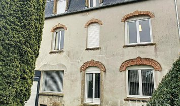 House in Douarnenez, Brittany, France 1