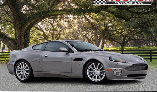 Silver Aston Martin Vanquish For Sale Jamesedition