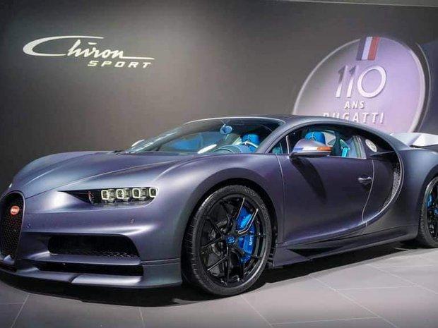 2020 Bugatti Chiron Sport 110 ANS  (11287999)