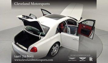 Rolls-Royce Ghost Provenance