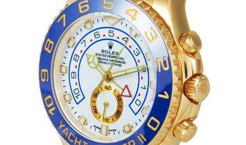 Rolex Rolex Yacht-Master II 44mm Watch 116688-0002