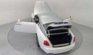 Rolls-Royce Wraith Provenance