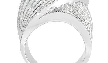 LB Exclusive LB Exclusive 18K White Gold 4.70 ct Diamond Ring