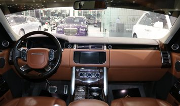 2016 Land Rover Range Rover Vogue Autobiography