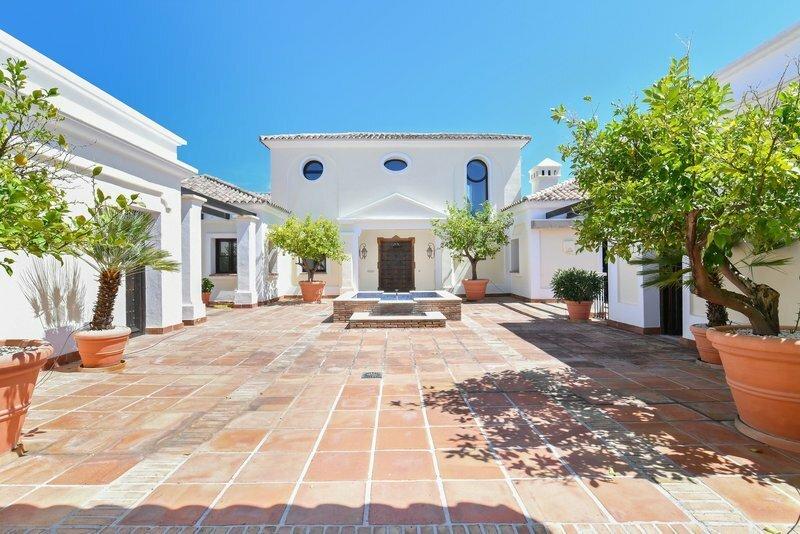 Villa in Benahavís, Andalusia, Spain 1 - 11288558