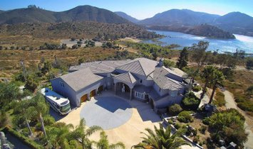House in Rancho Santa Fe, California, United States 1