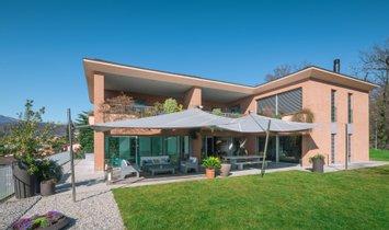 Maison à Cadempino, Tessin, Suisse 1