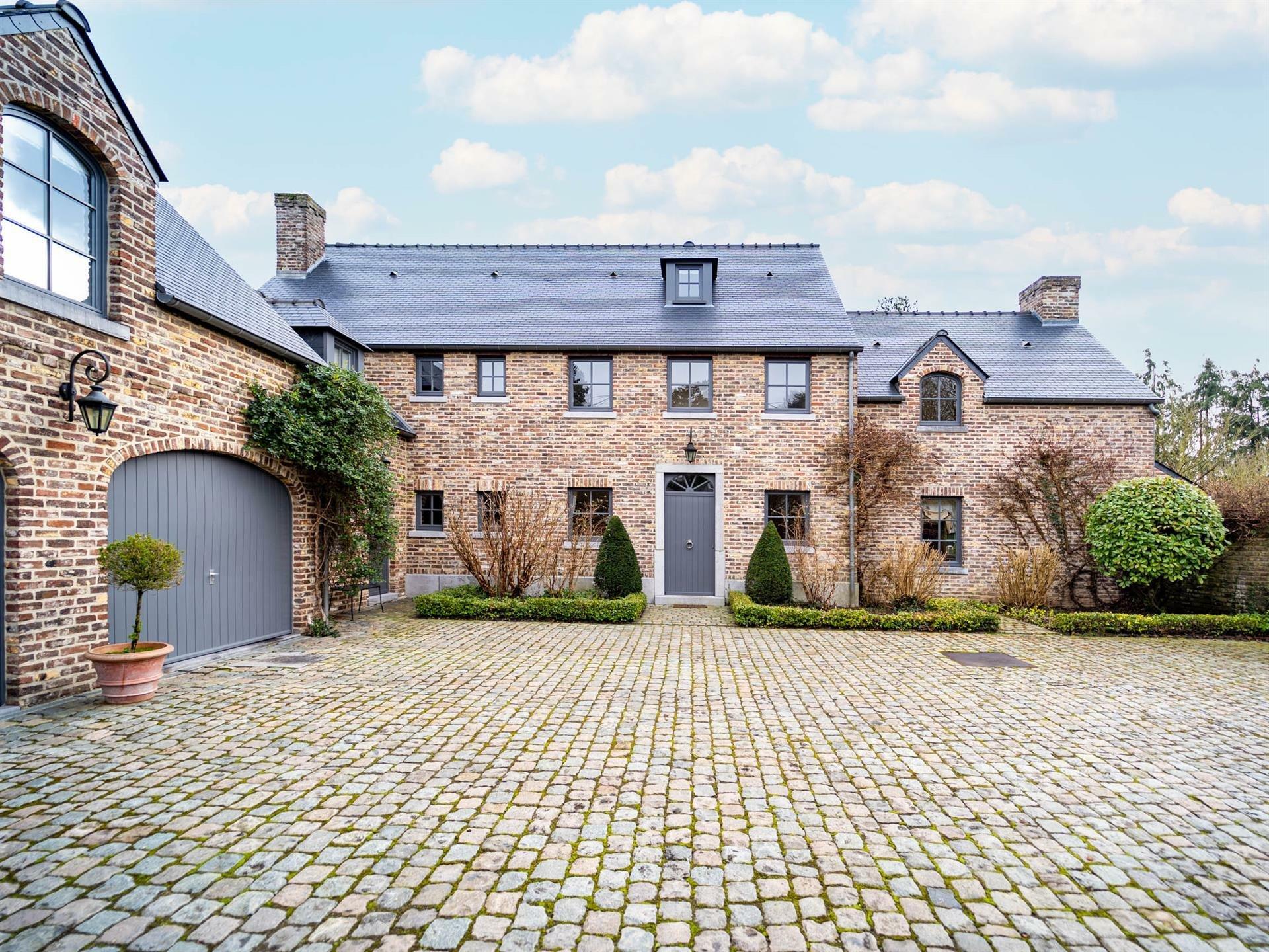 House in Lasne, Wallonia, Belgium 1