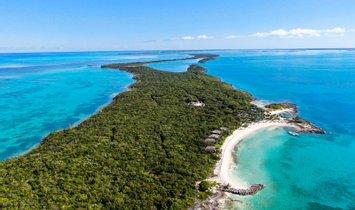 Частный остров в Spanish Wells, Багамы 1