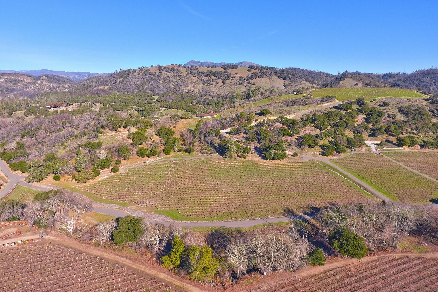 Land in Calistoga, California, United States 1