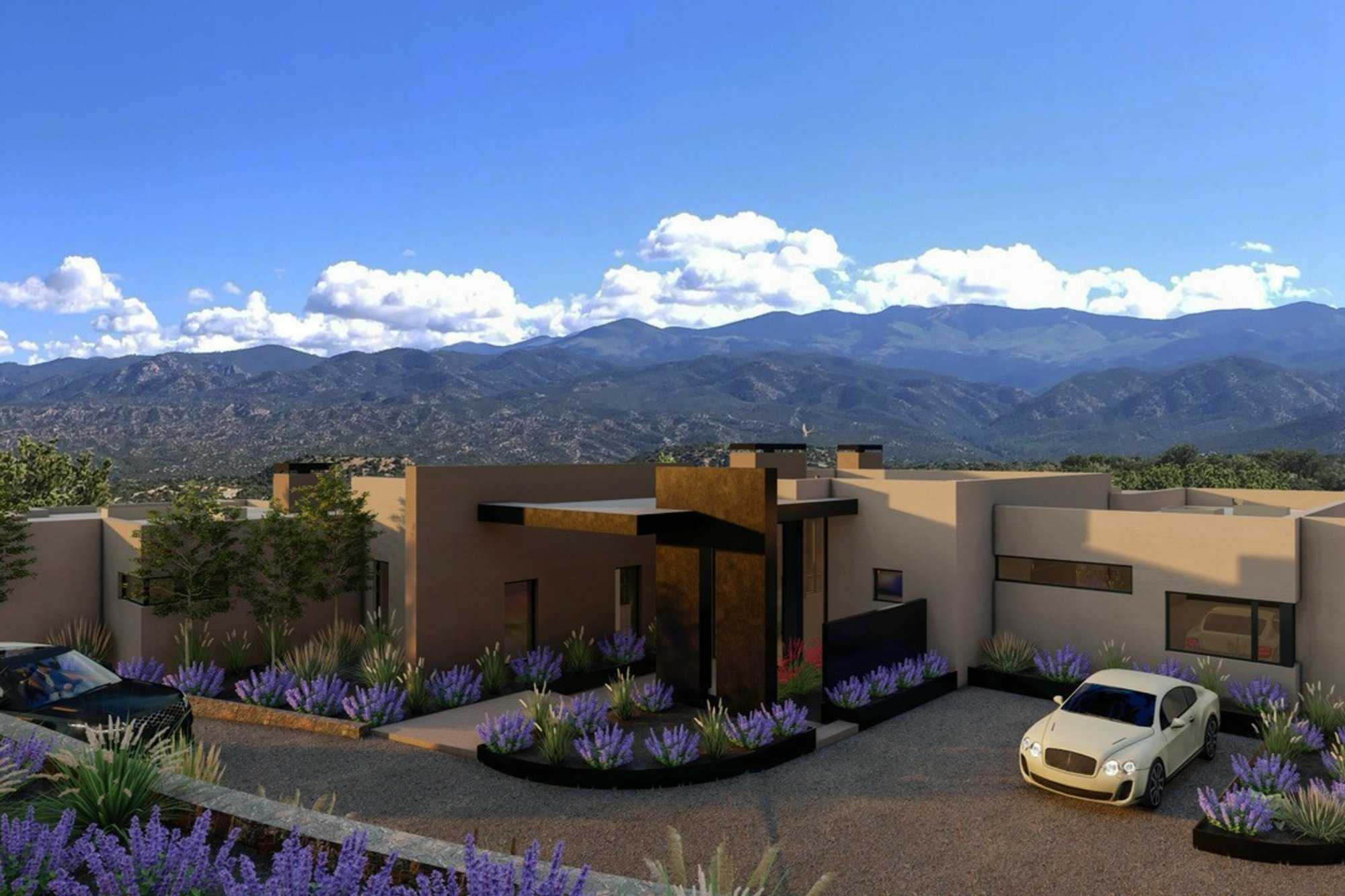 House in Santa Fe, New Mexico, United States 1