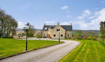 House in Peterhead, Scotland, United Kingdom 1