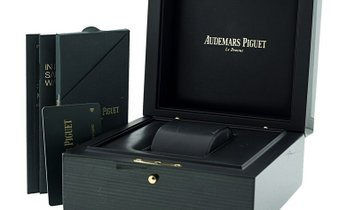 AUDEMARS PIGUET CODE 11.59 AUTOMATIC TWO TONE 15210CR.OO.A002CR.01