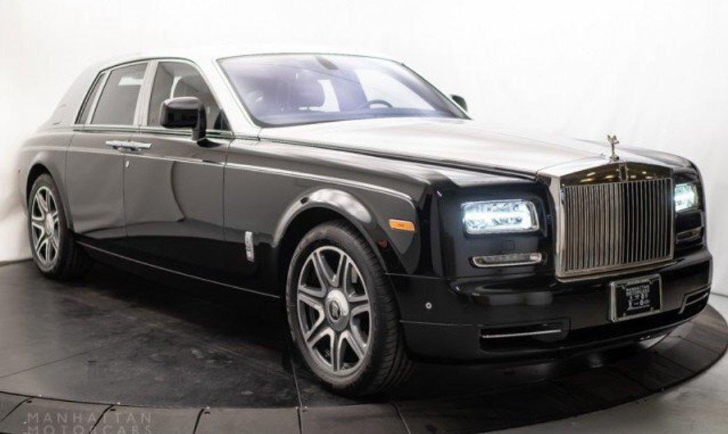 Rolls-Royce Phantom Manhattan Edition