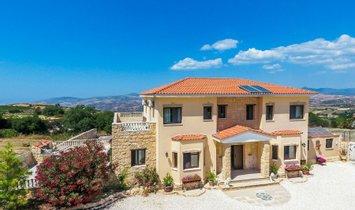 Вилла в Струмби, Paphos, Кипр 1