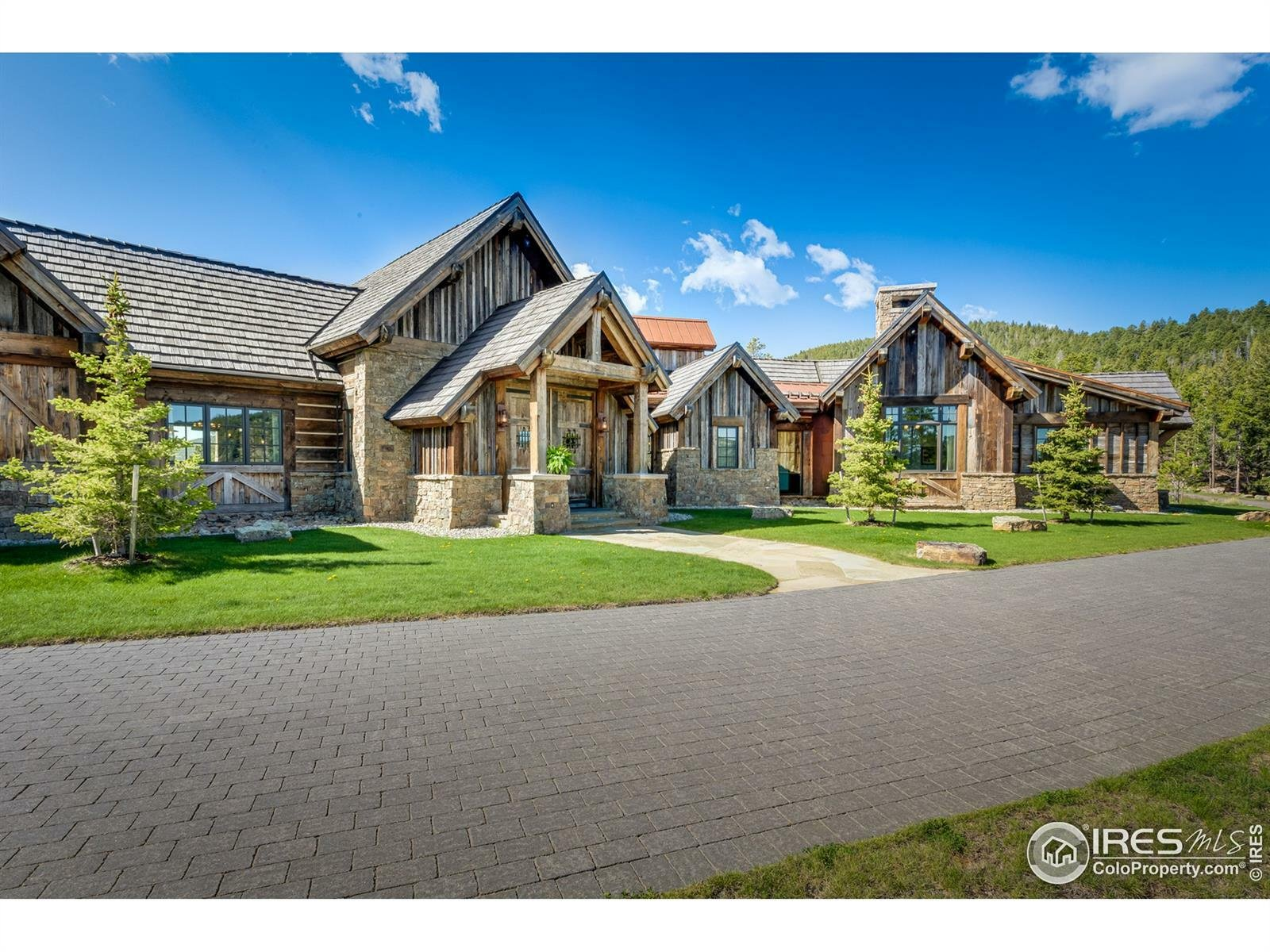 House in Evergreen, Colorado, United States 1