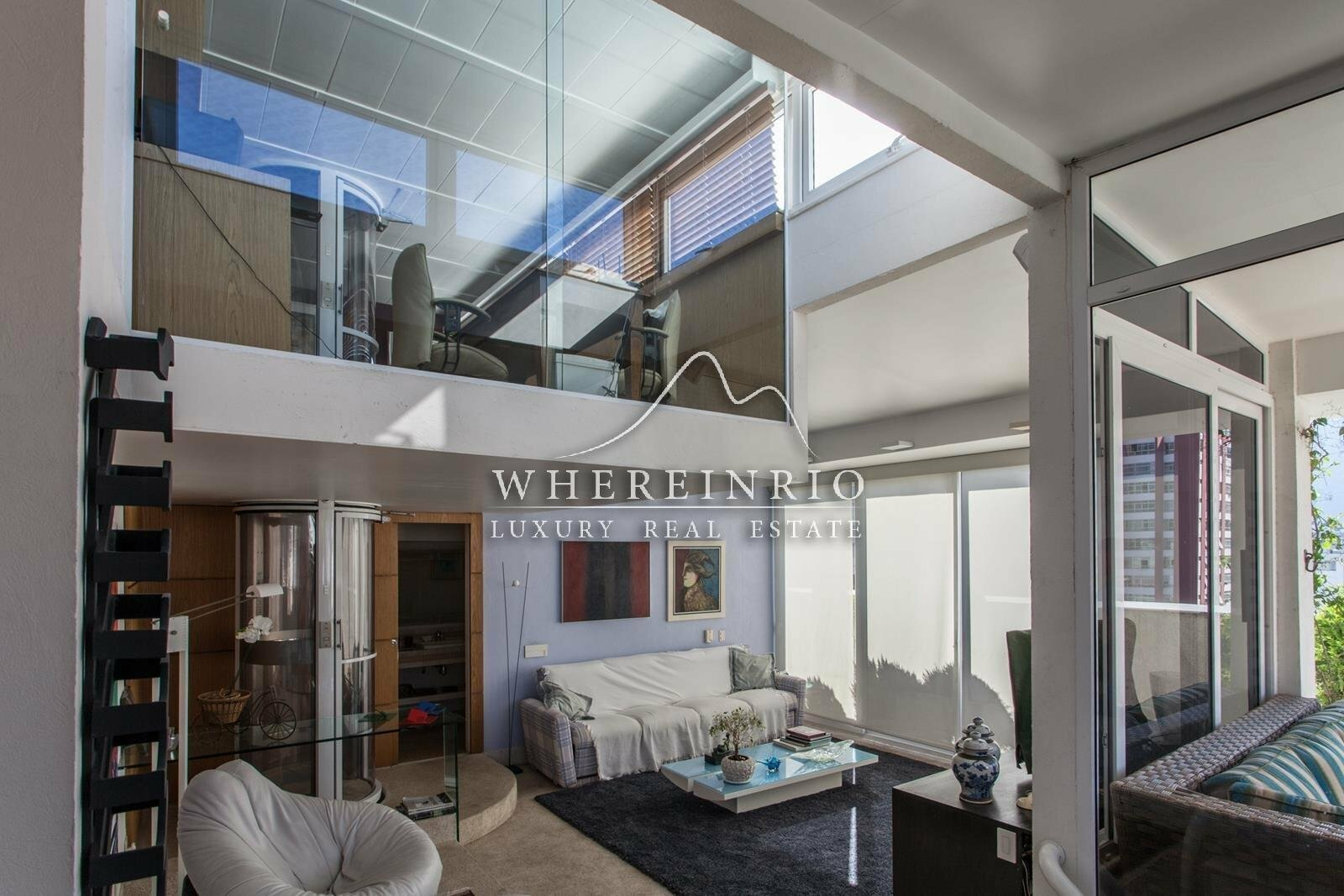 Wohnung in Leblon, Rio de Janeiro, Brasilien 1