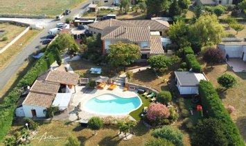 Haus in Castelnaudary, Okzitanien, Frankreich 1