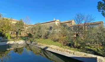 Anwesen in Goudargues, Okzitanien, Frankreich 1