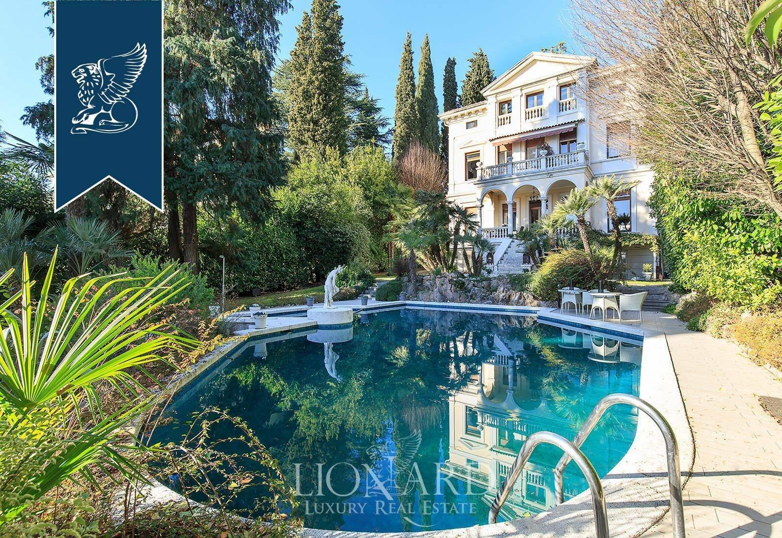 Villa in Gardone Riviera, Lombardy, Italy 1