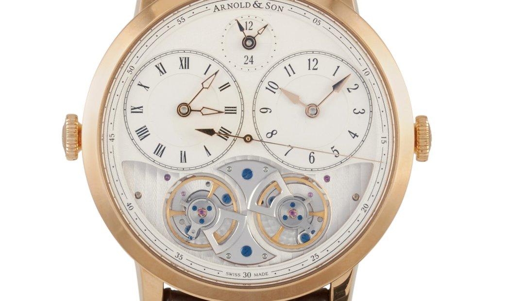 Arnold & Son Arnold & Son DBG Men's Watch 1DGAP. W01A.C120P